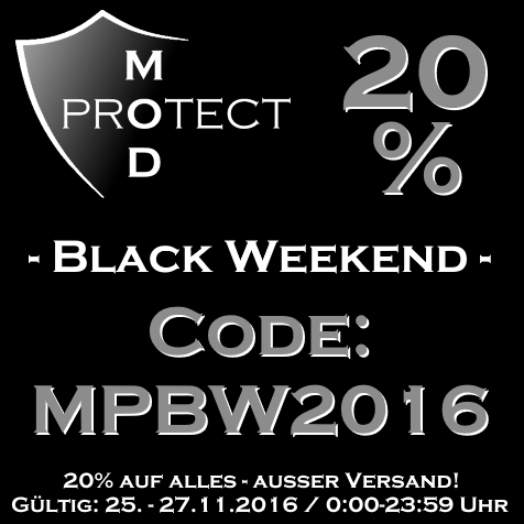 MODprotect Black Weekend 2016