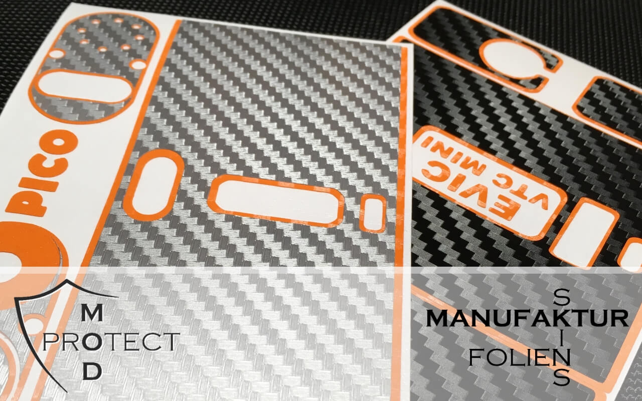 MODprotect Tron-Style Duallayer Skins